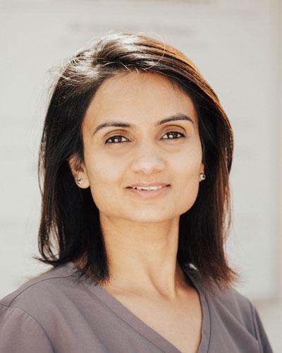 Dr Henal Shah