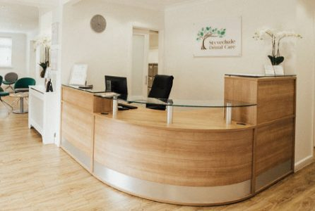 c.Reception_Dentist-Coventry